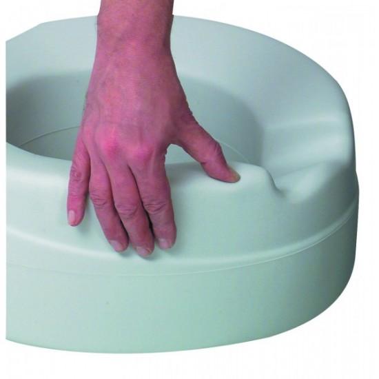 Elevador de WC blando con tapa